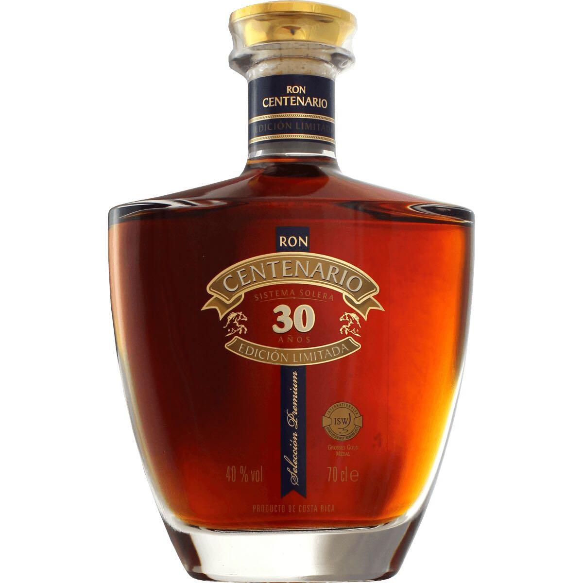 Bottle image of Centenario Fundación 30 Años Edicion Limitada