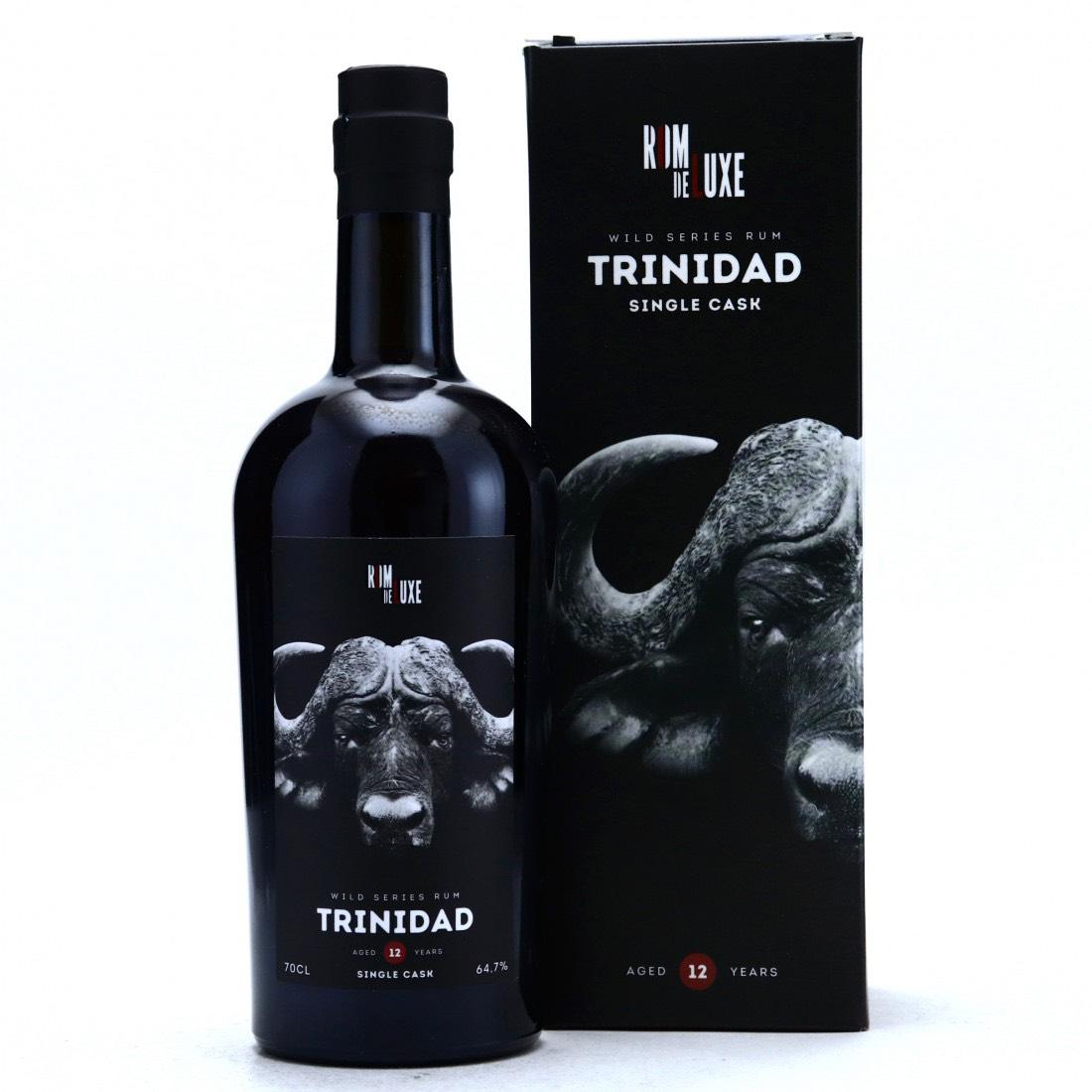 Bottle image of Wild Series Rum No. 14 Trinidad
