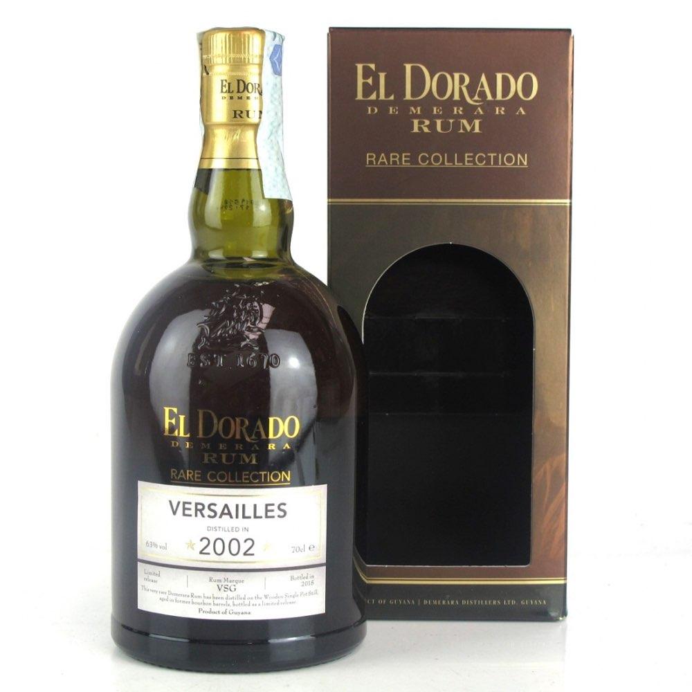 Bottle image of El Dorado Rare Collection VSG