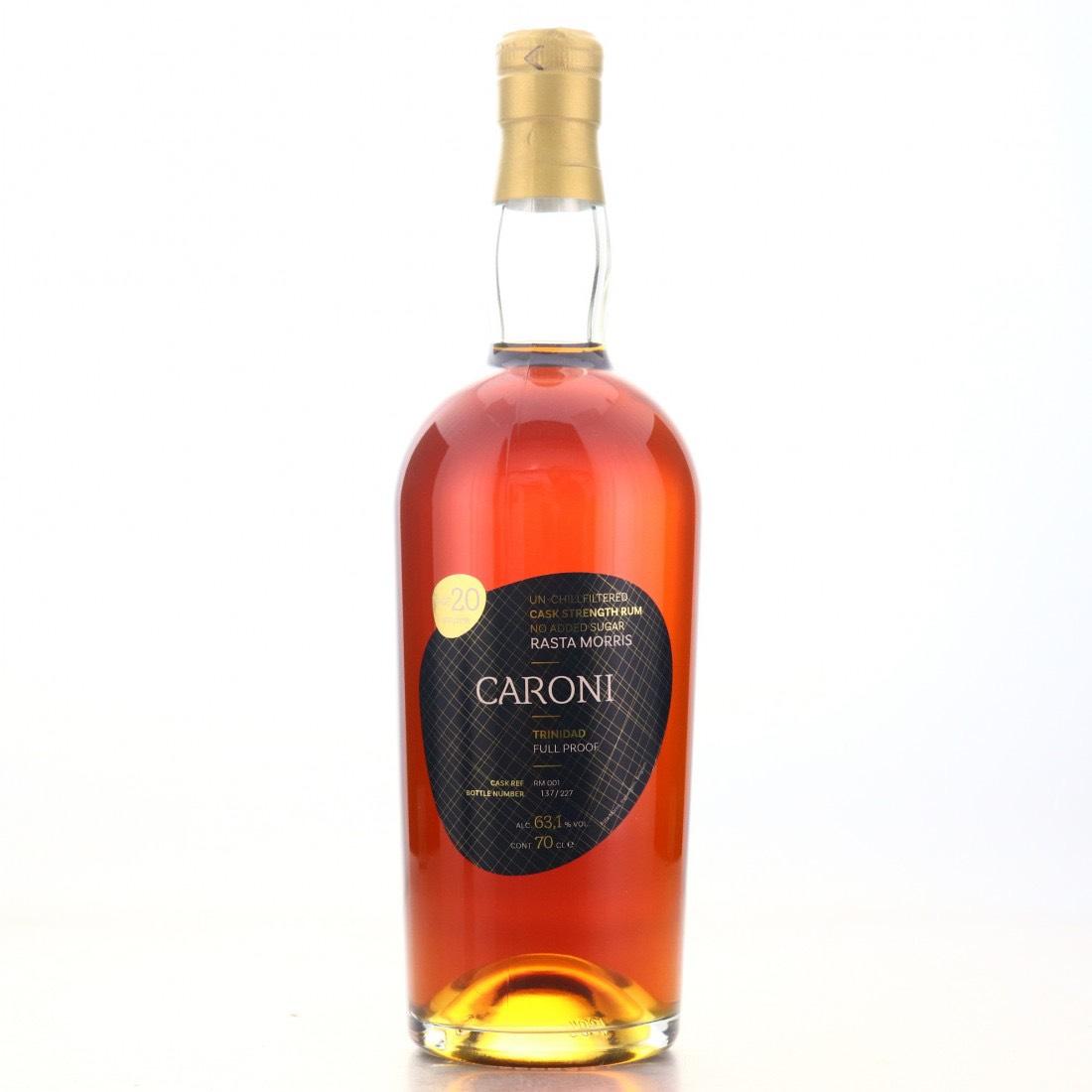 Bottle image of Rasta Morris HTR