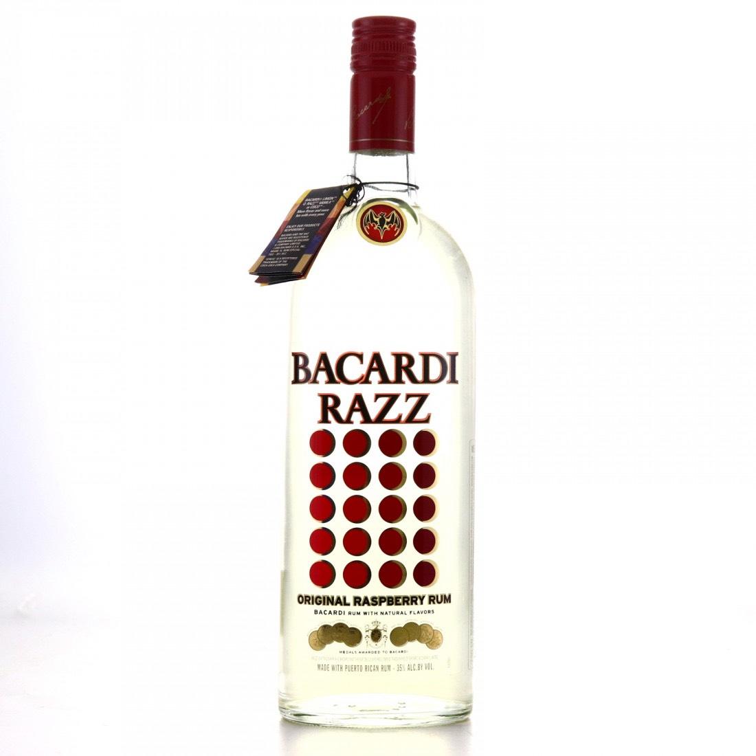 Bottle image of Bacardi Razz