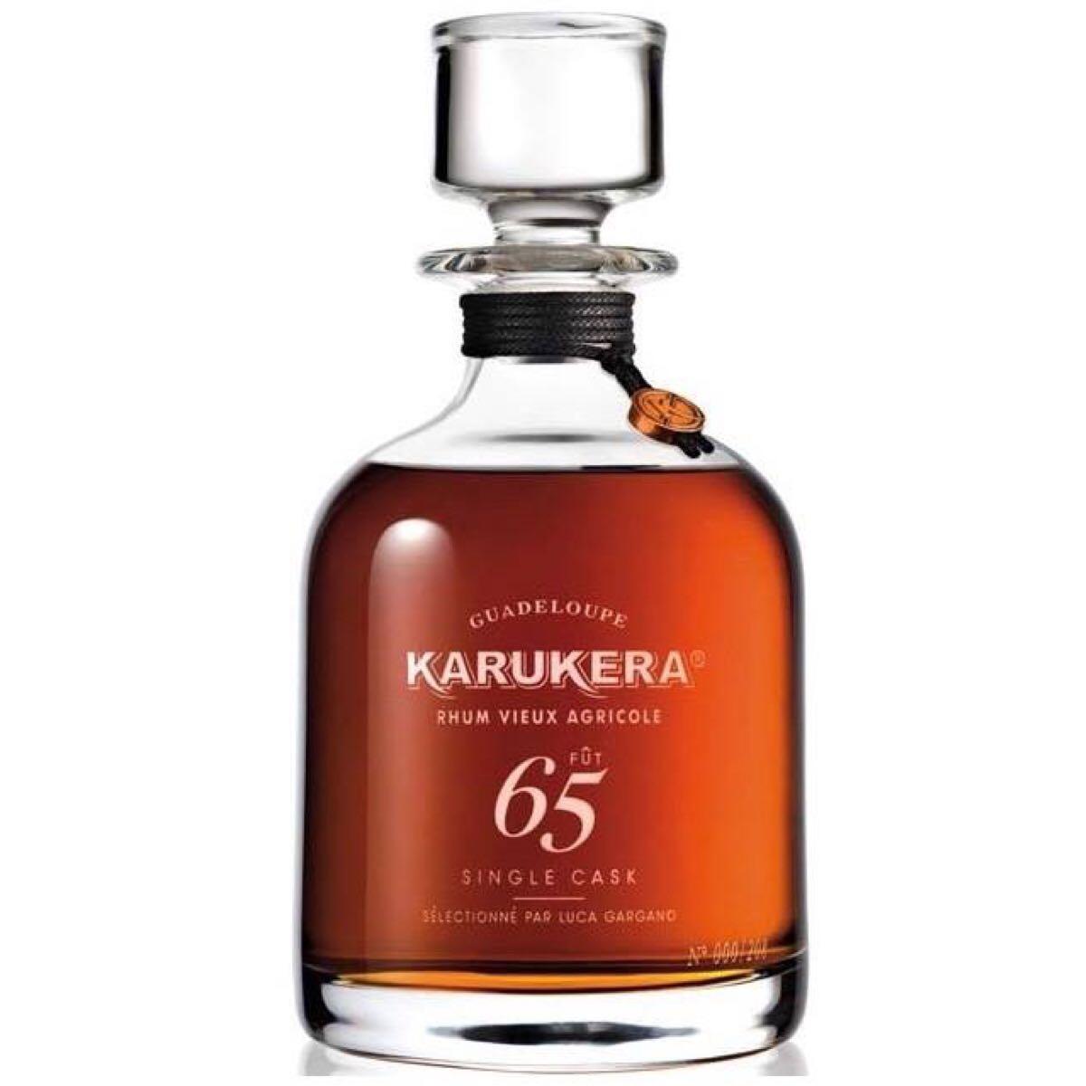 Bottle image of Karukera Fût 65 Single Cask