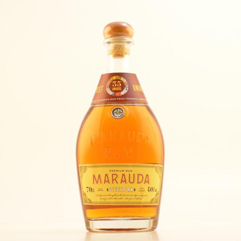 Bottle image of Marauda Steelpan Premium Rum