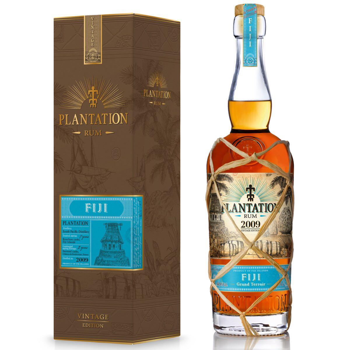 Bottle image of Plantation Fiji