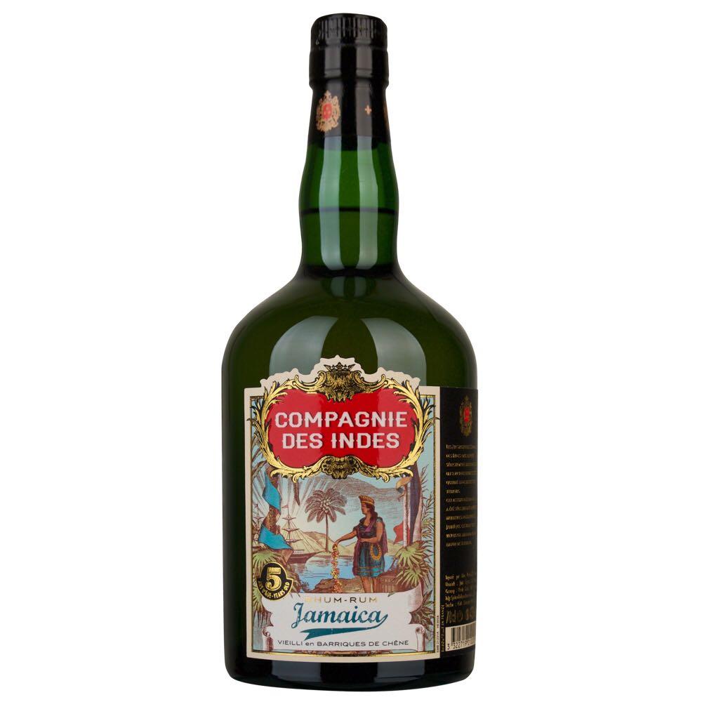 Bottle image of Jamaica 5 years