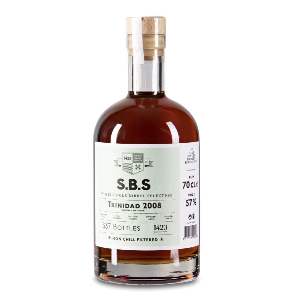 Bottle image of S.B.S Trinidad