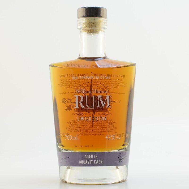 Bottle image of 6 Years Aquavit Cask