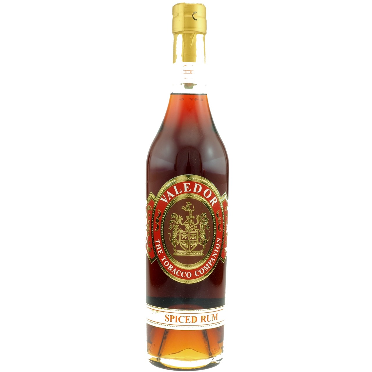 Bottle image of Spiced Rum The Tobacco Companion