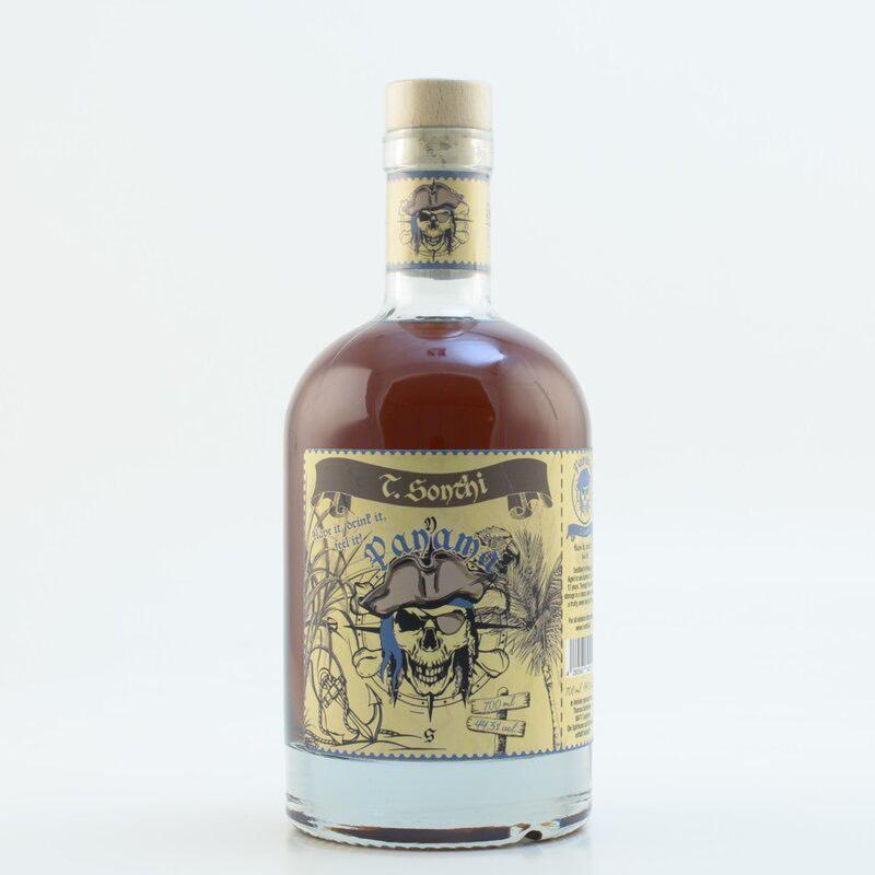 Bottle image of T.Sonthi Panama