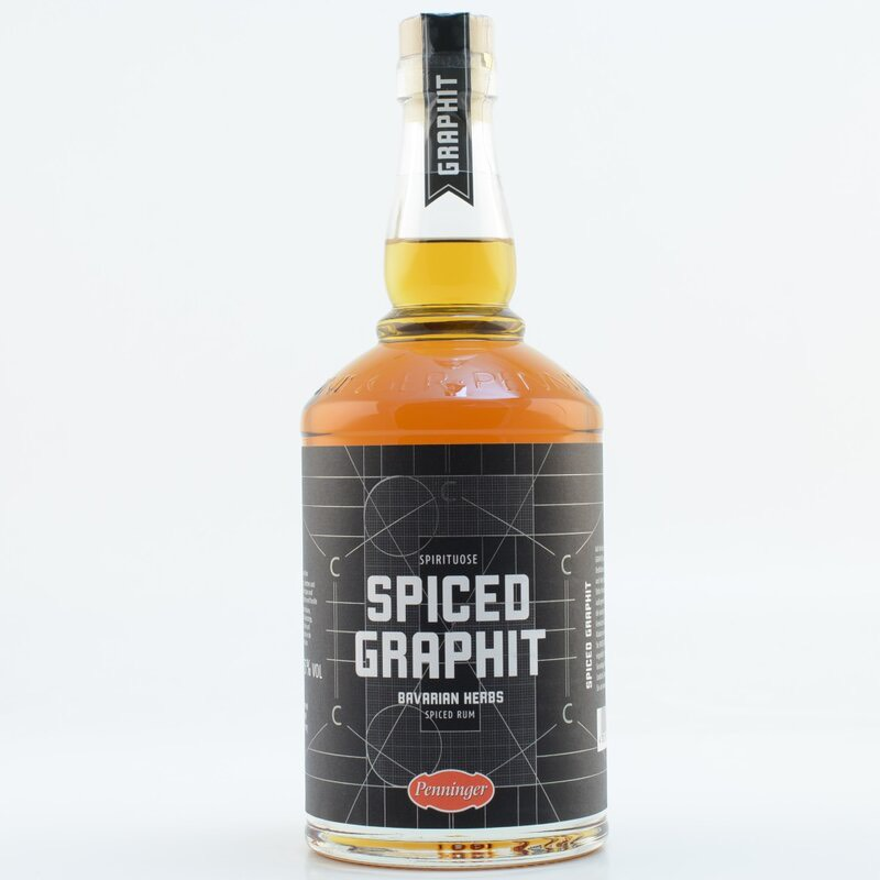 Bottle image of Spiced Graphit