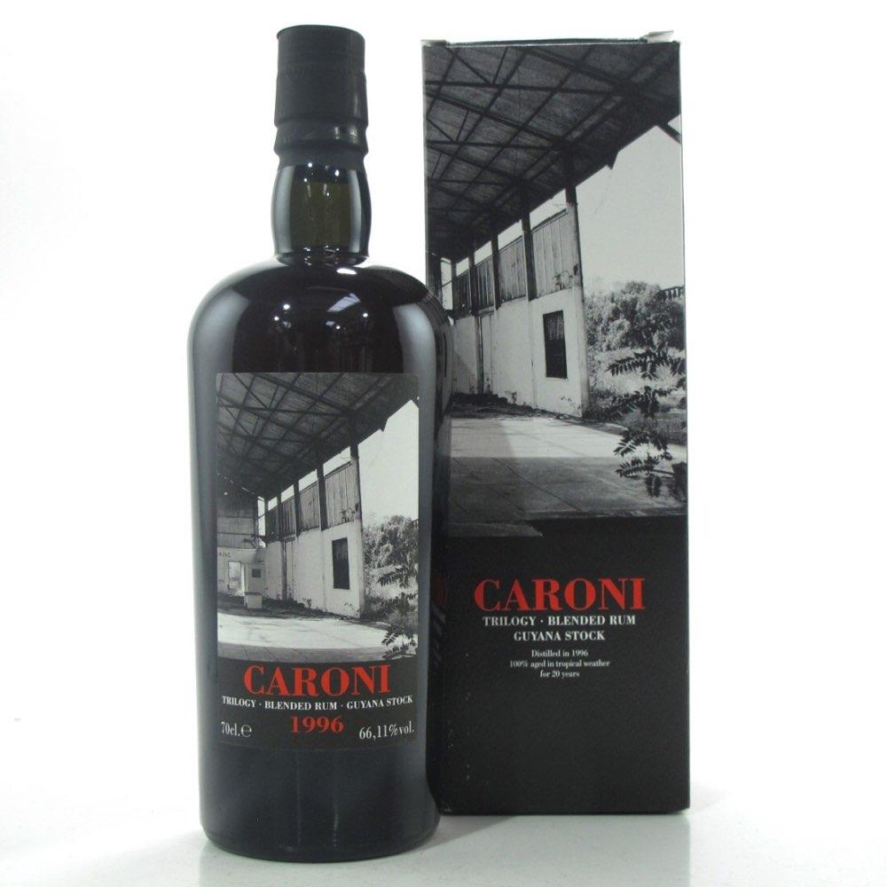 Bottle image of Trilogy Guyana Stock Blended Rum