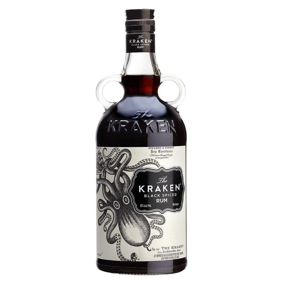 Bottle image of Black Spiced Rum