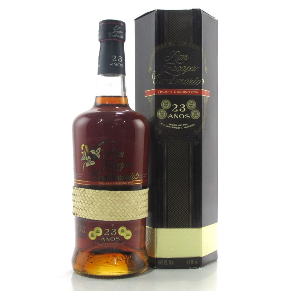 Bottle image of Ron Zacapa Centenario 23 Años