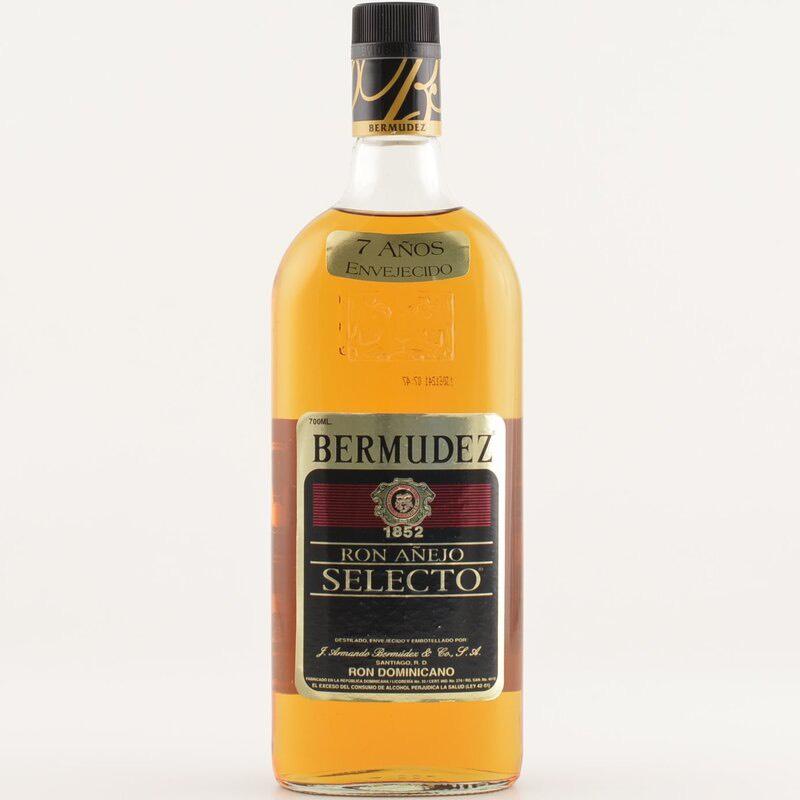 Bottle image of Ron Añejo Selecto 7 Años