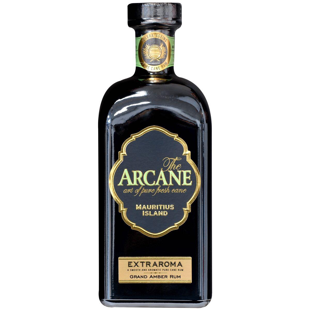 Bottle image of Arcane Extraroma Grand Amber