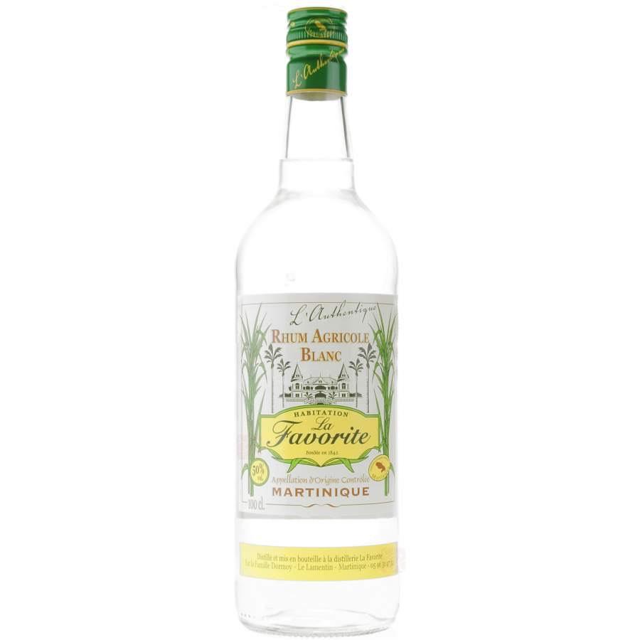 Bottle image of Rhum Agricole Blanc L'Authentique
