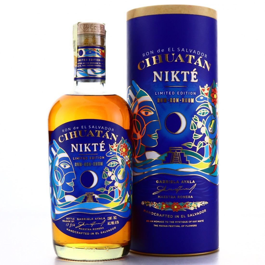 Bottle image of Nikté Limited Edition