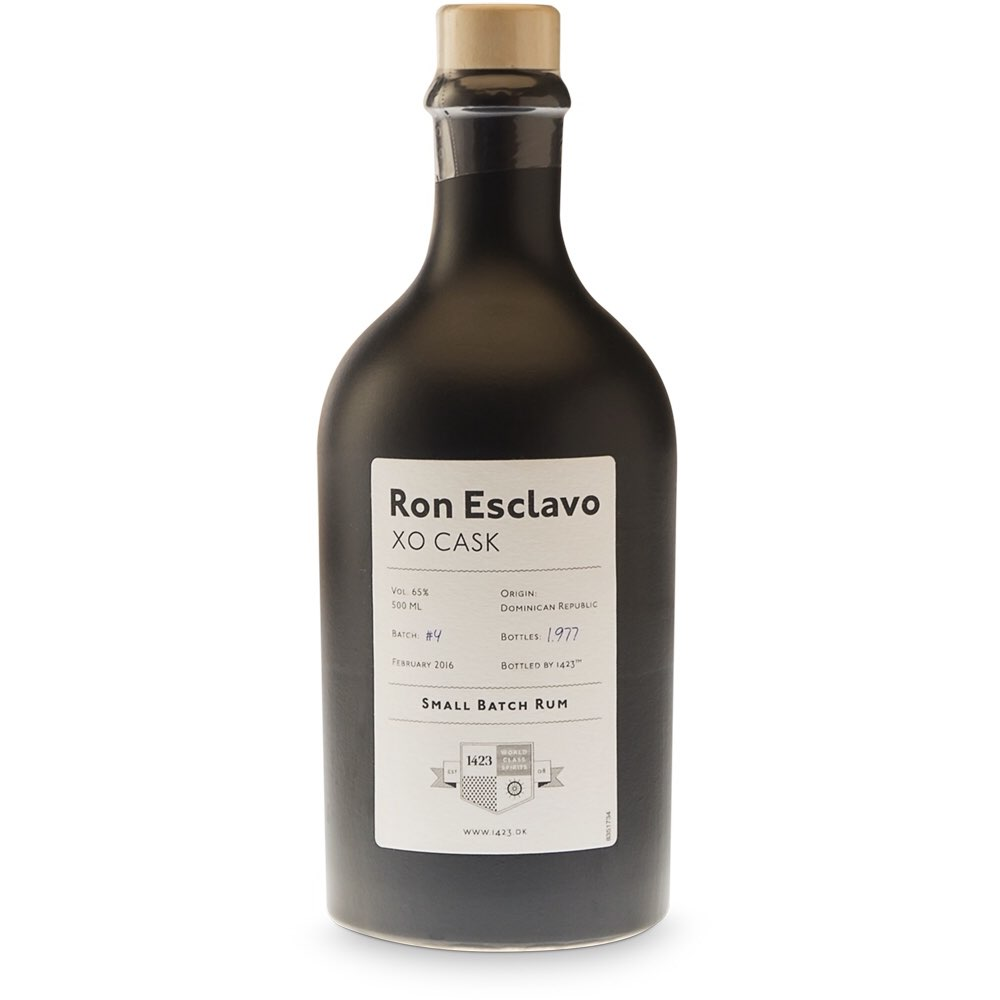 Bottle image of Ron Esclavo XO Cask