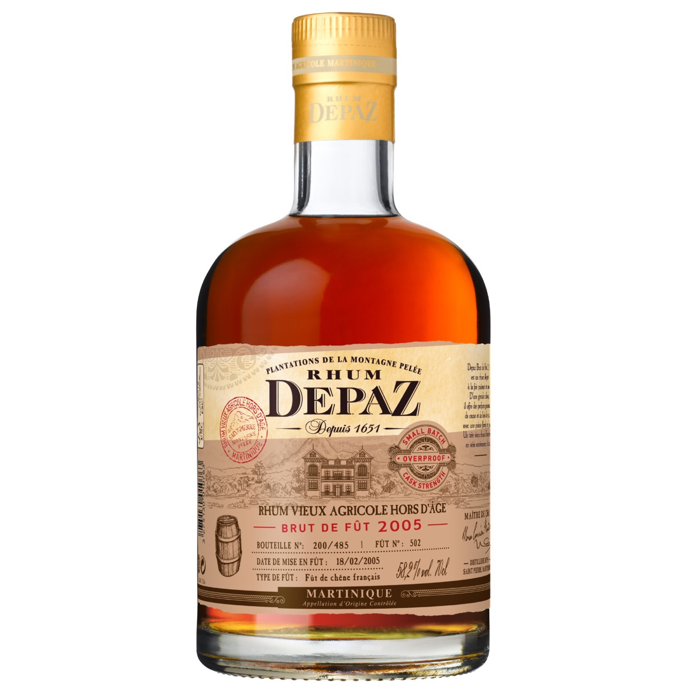 Bottle image of Small Batch