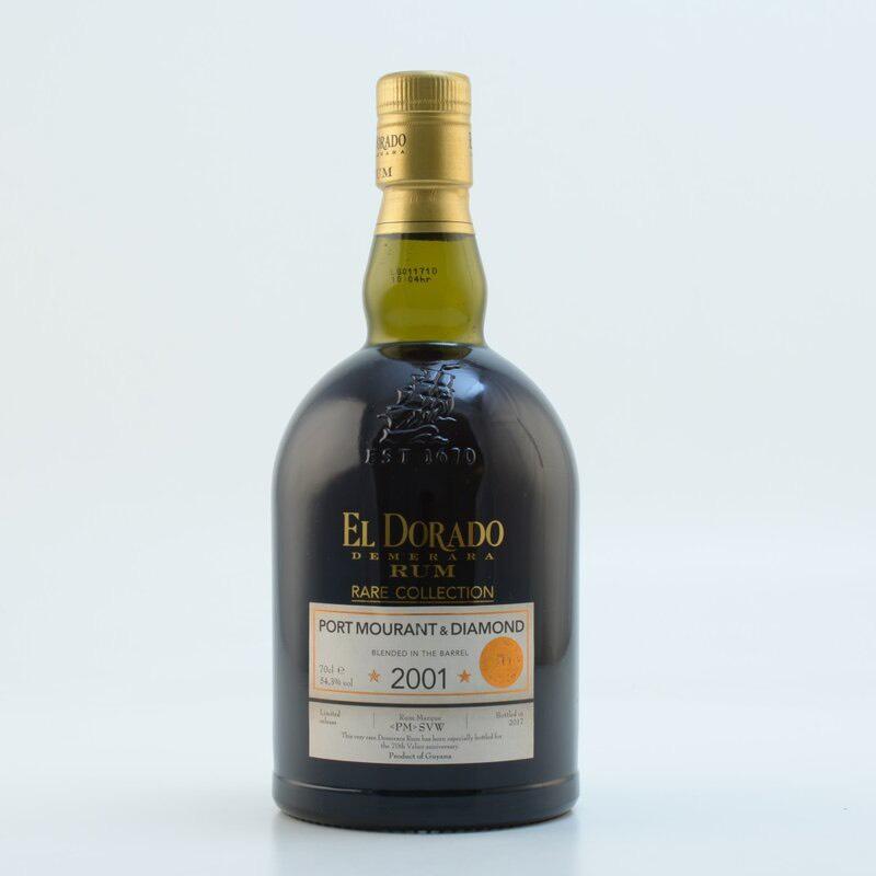 Bottle image of El Dorado Rare Collection <PM> SVW