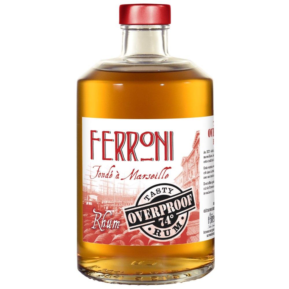 Bottle image of Tasty Overproof