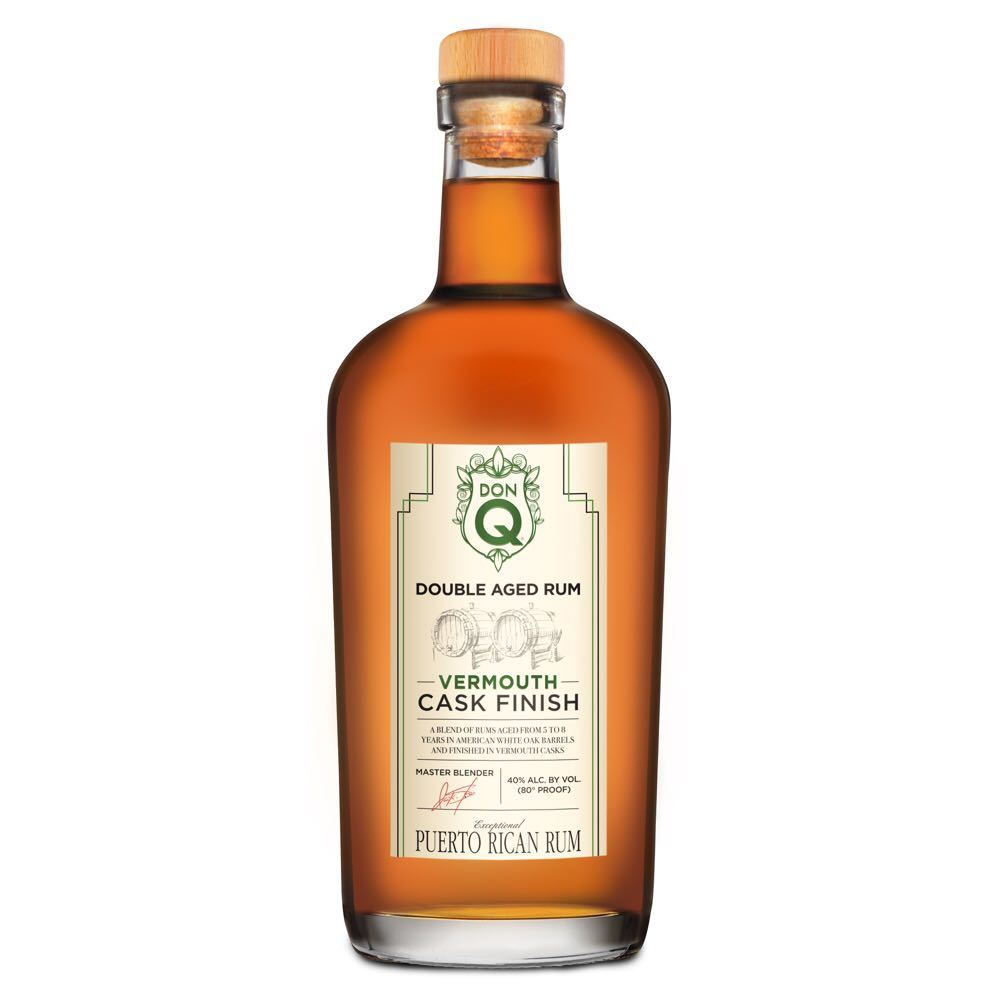 Bottle image of Don Q Vermouth Cask Finish