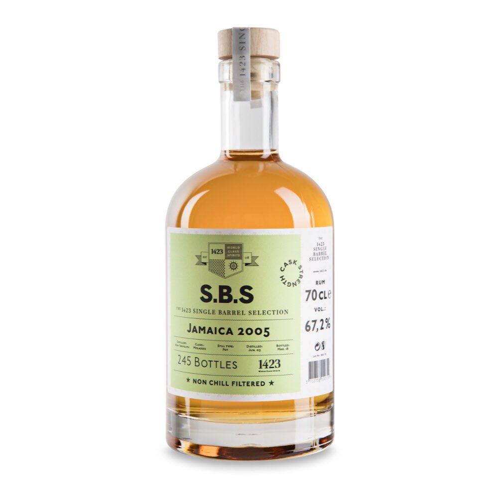 Bottle image of S.B.S Jamaica