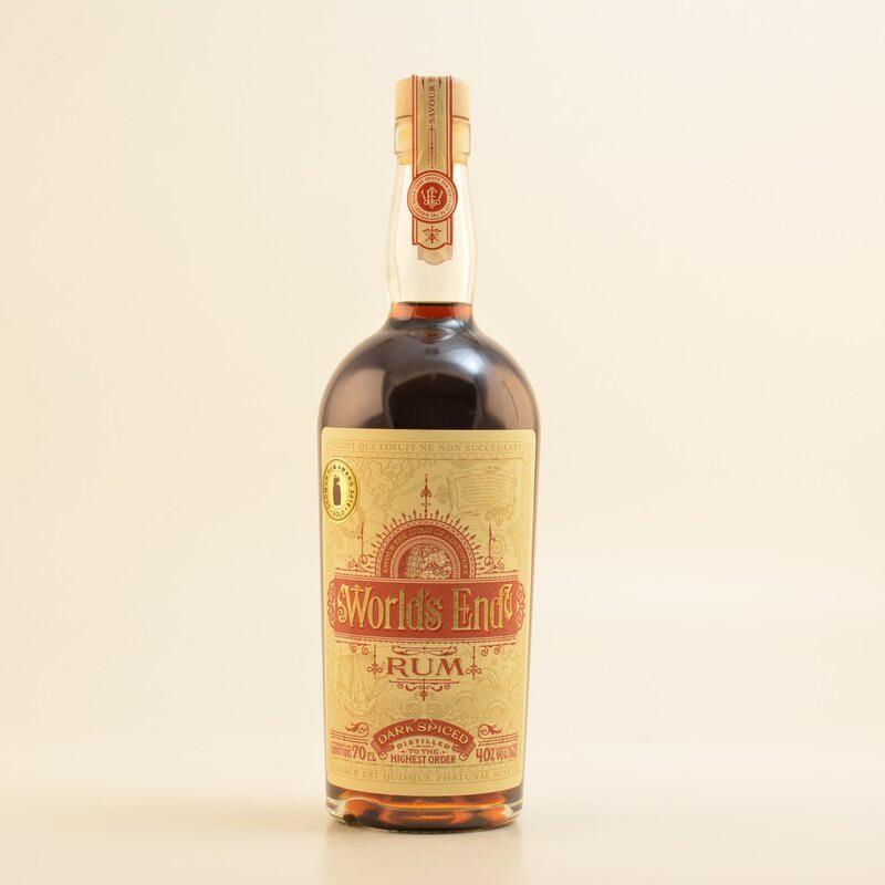Bottle image of Dark Spiced