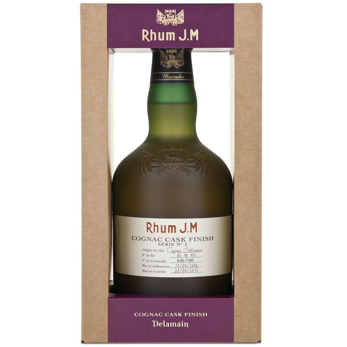 Bottle image of Série N°2 Cognac Cask Finish