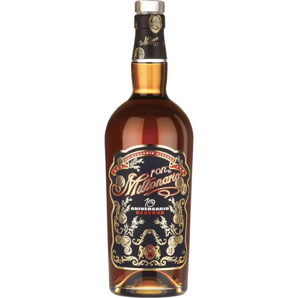 Bottle image of Millonario 10 Anniversario Reserva