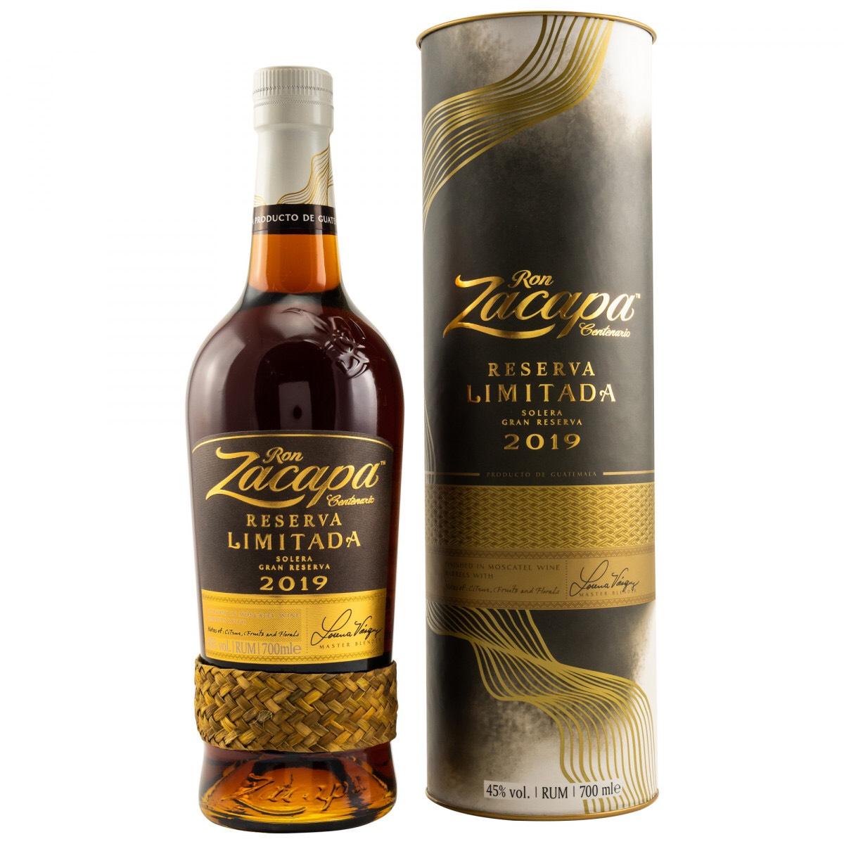 Bottle image of Ron Zacapa Reserva Limitada