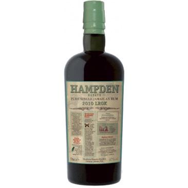 Bottle image of Pure Single Jamaican Rum LROK