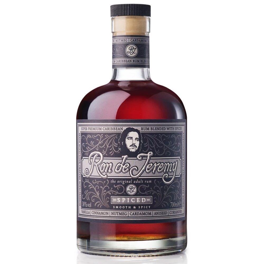 Bottle image of Ron de Jeremy Spiced