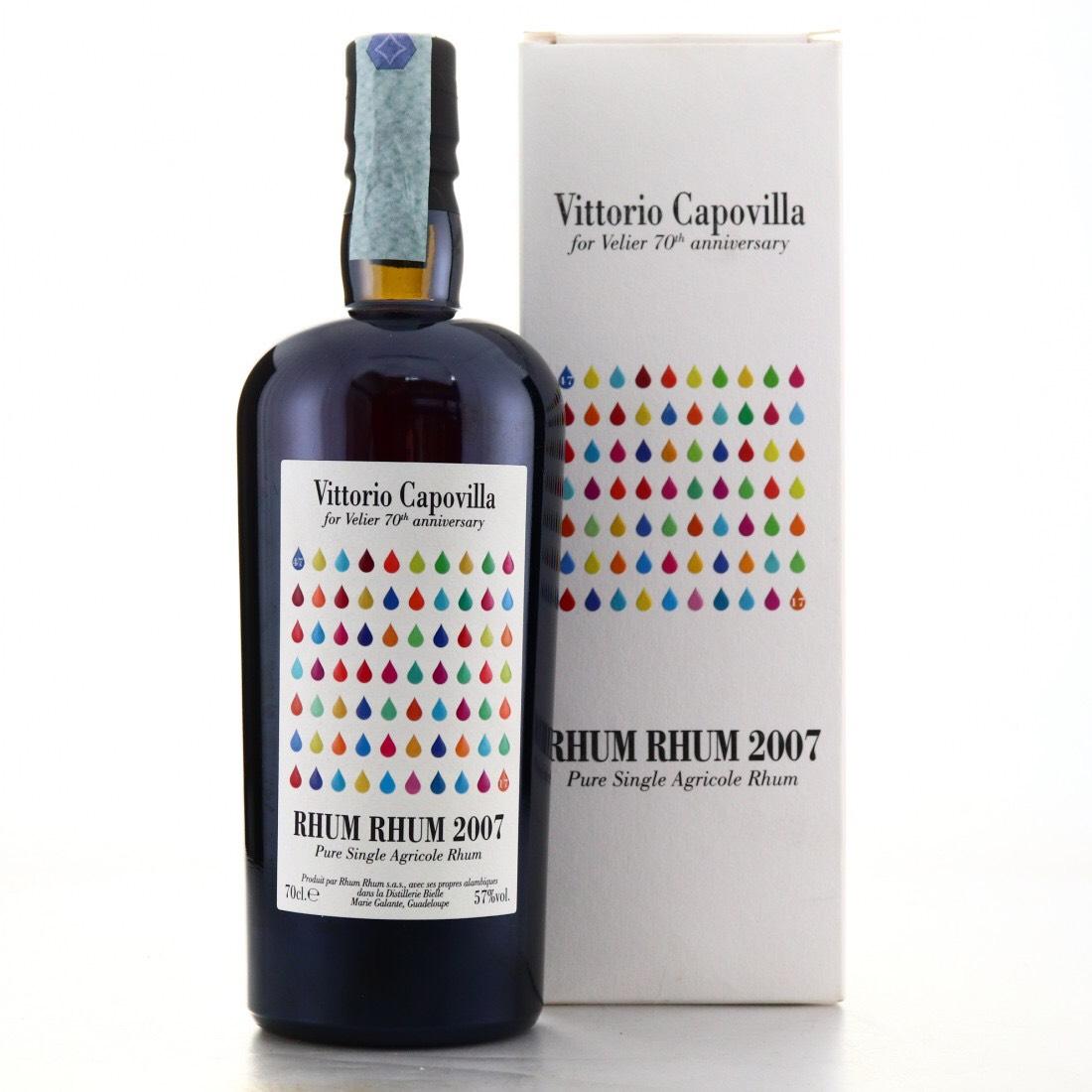 Bottle image of Rhum Rhum Vittorio Capovilla