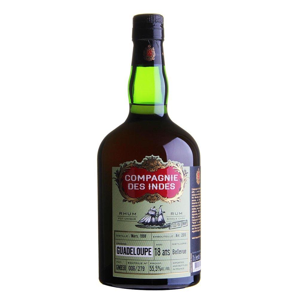 Bottle image of Guadeloupe (Bottled for Germany)