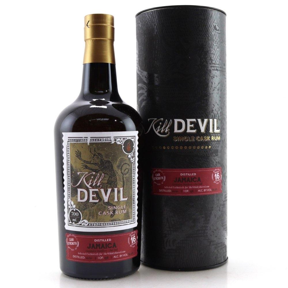 Bottle image of Kill Devil (The Whisky Barrel) <>H