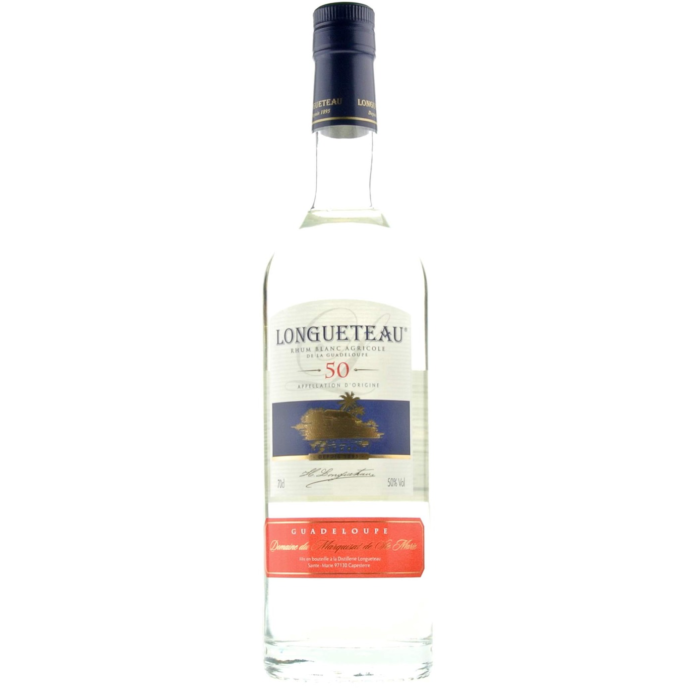 Bottle image of Longueteau Blanc 50