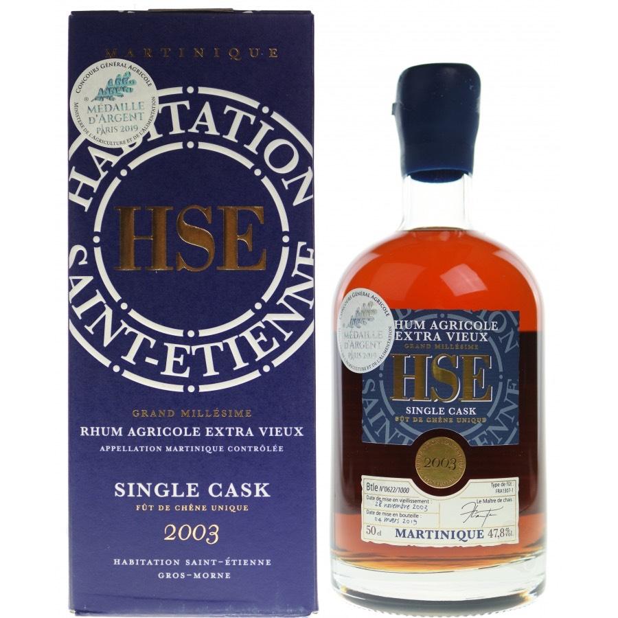 Bottle image of HSE Single Cask (MEB 2019)
