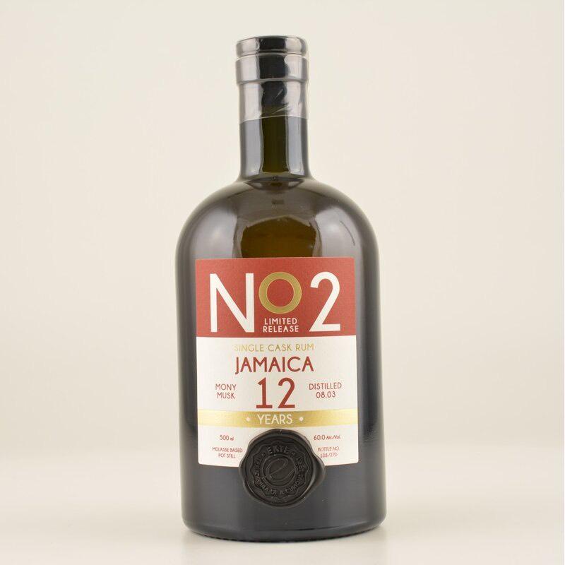 Bottle image of No2 Jamaica Rum