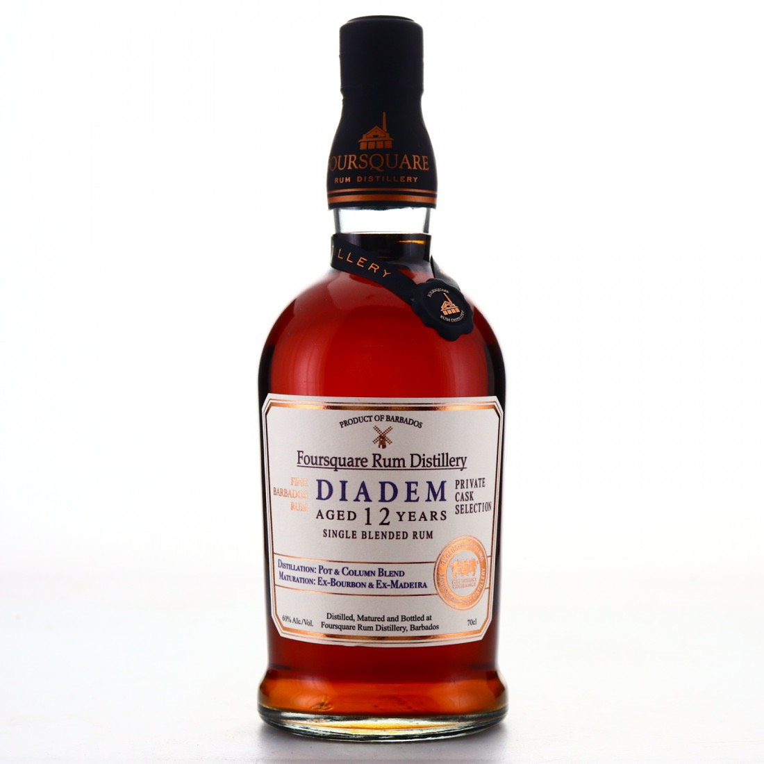 Bottle image of Private Cask Selection Diadem (The Whisky Exchange)