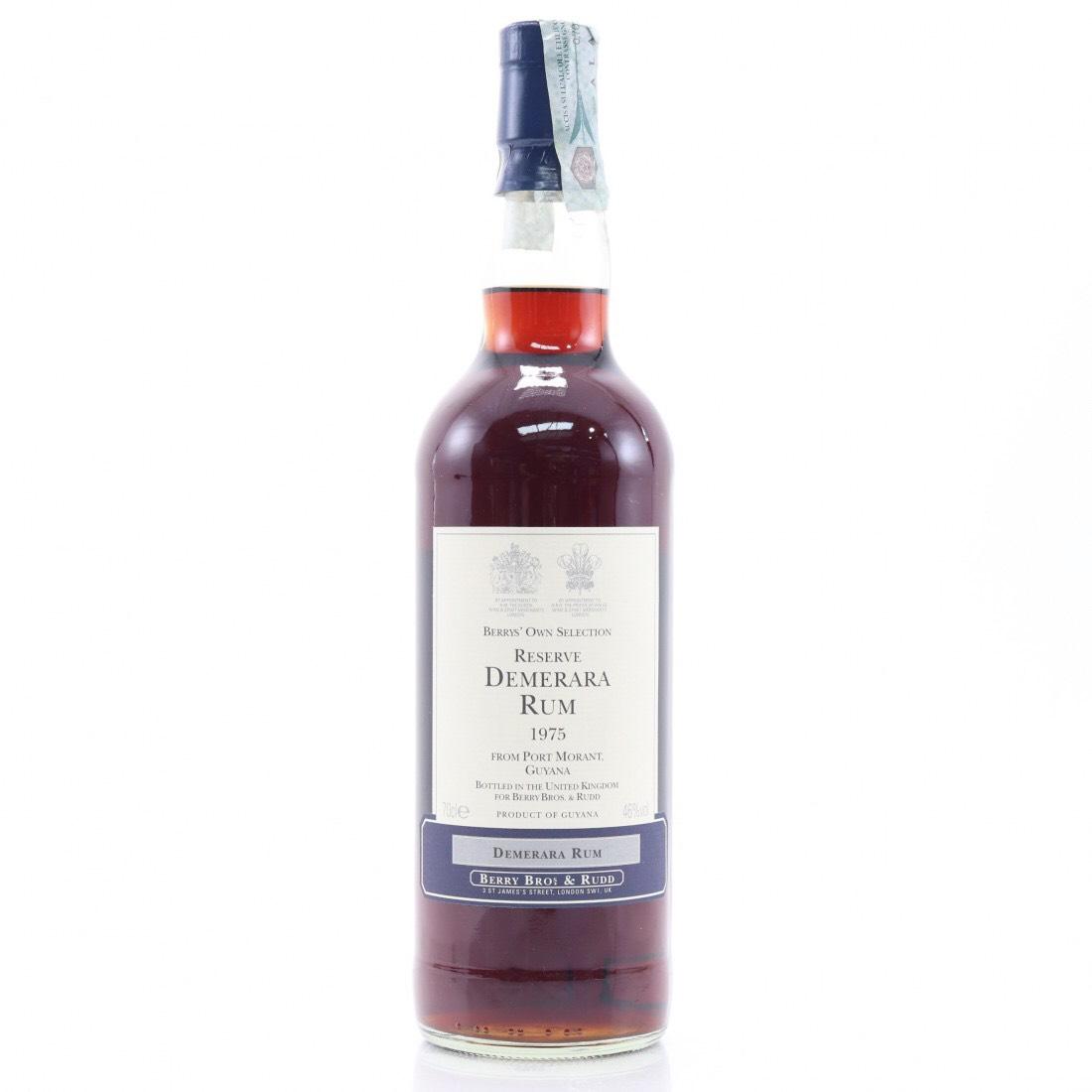 Bottle image of Reserve Demerara Rum