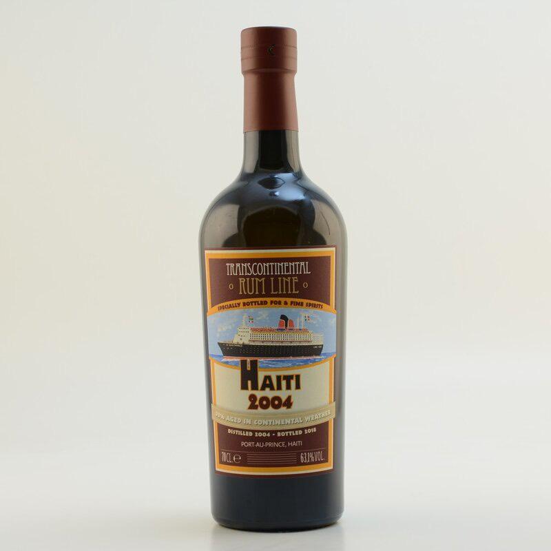 Bottle image of Haiti