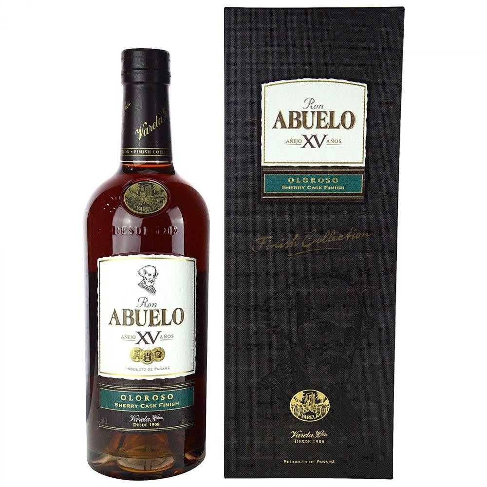 Bottle image of Abuelo XV Oloroso