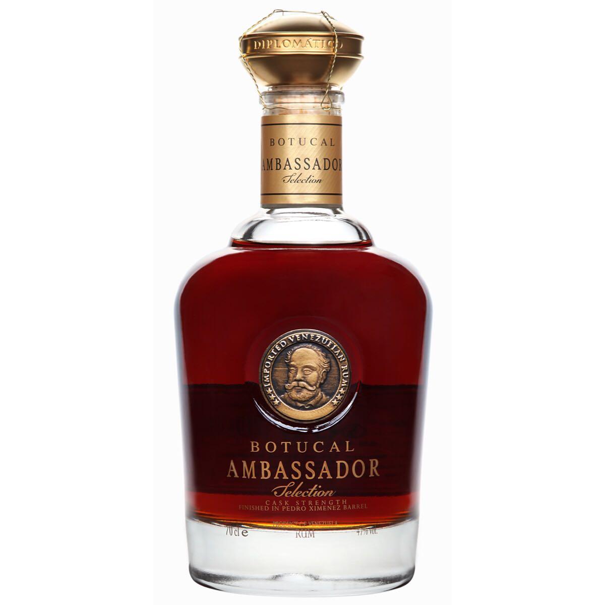 Bottle image of Diplomático / Botucal Ambassador Selection