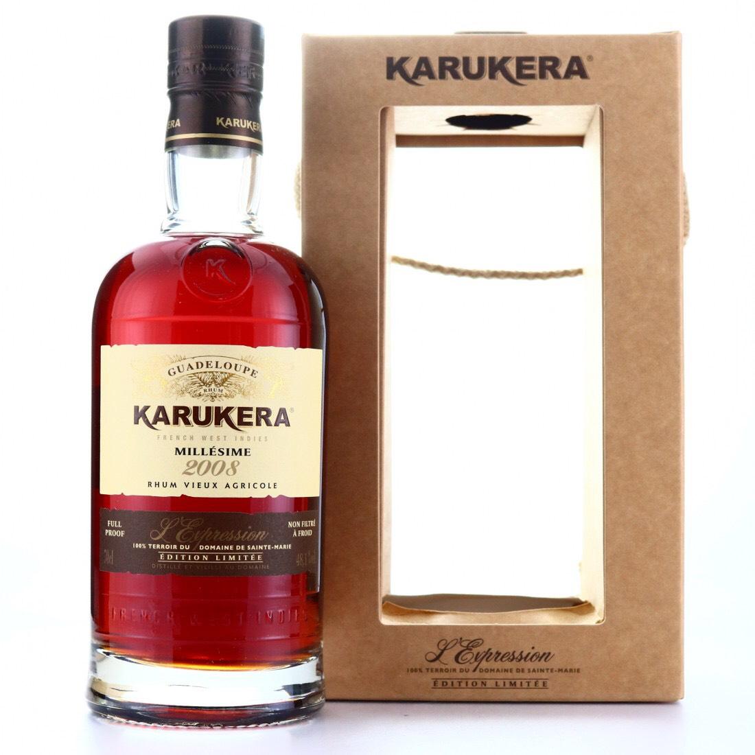 Bottle image of Karukera L'Expression