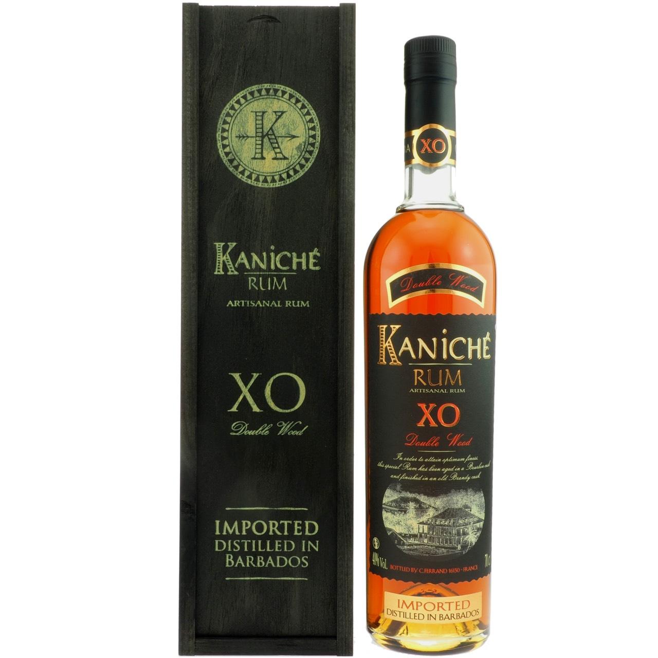 Bottle image of Kaniché Double Wood XO