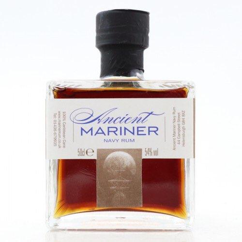 Bottle image of Ancient Mariner Navy Rum HTR