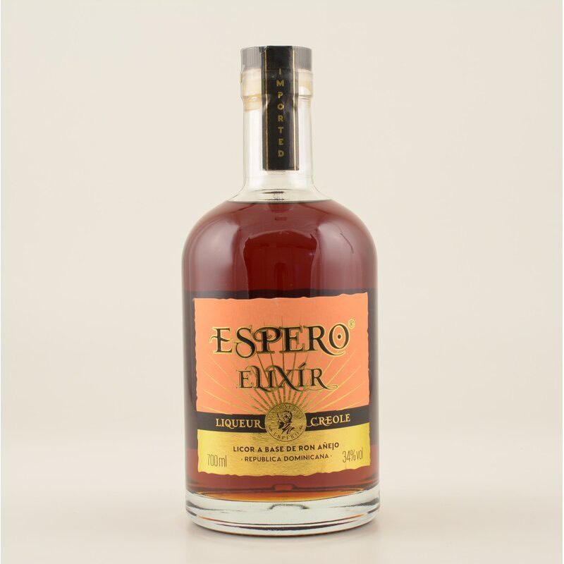 Bottle image of Ron Espero Liqueur Creole