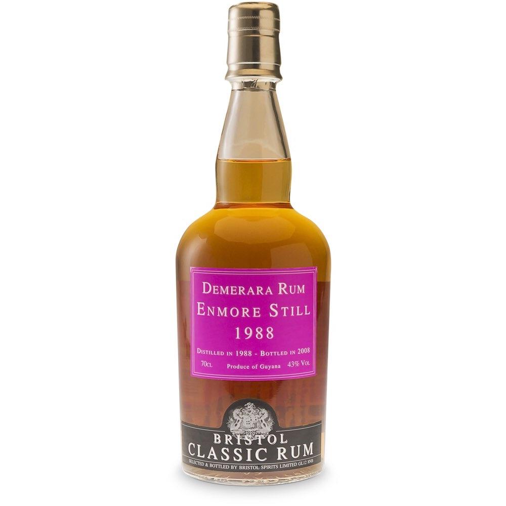 Bottle image of Demerara Rum Enmore Still