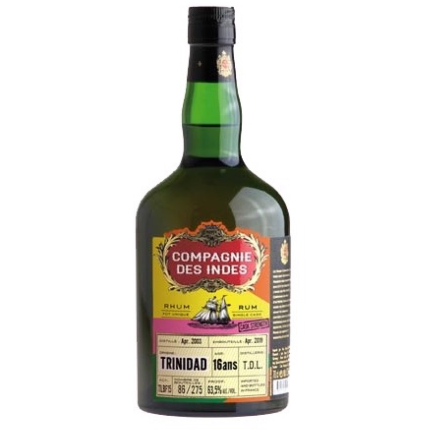 Bottle image of Trinidad